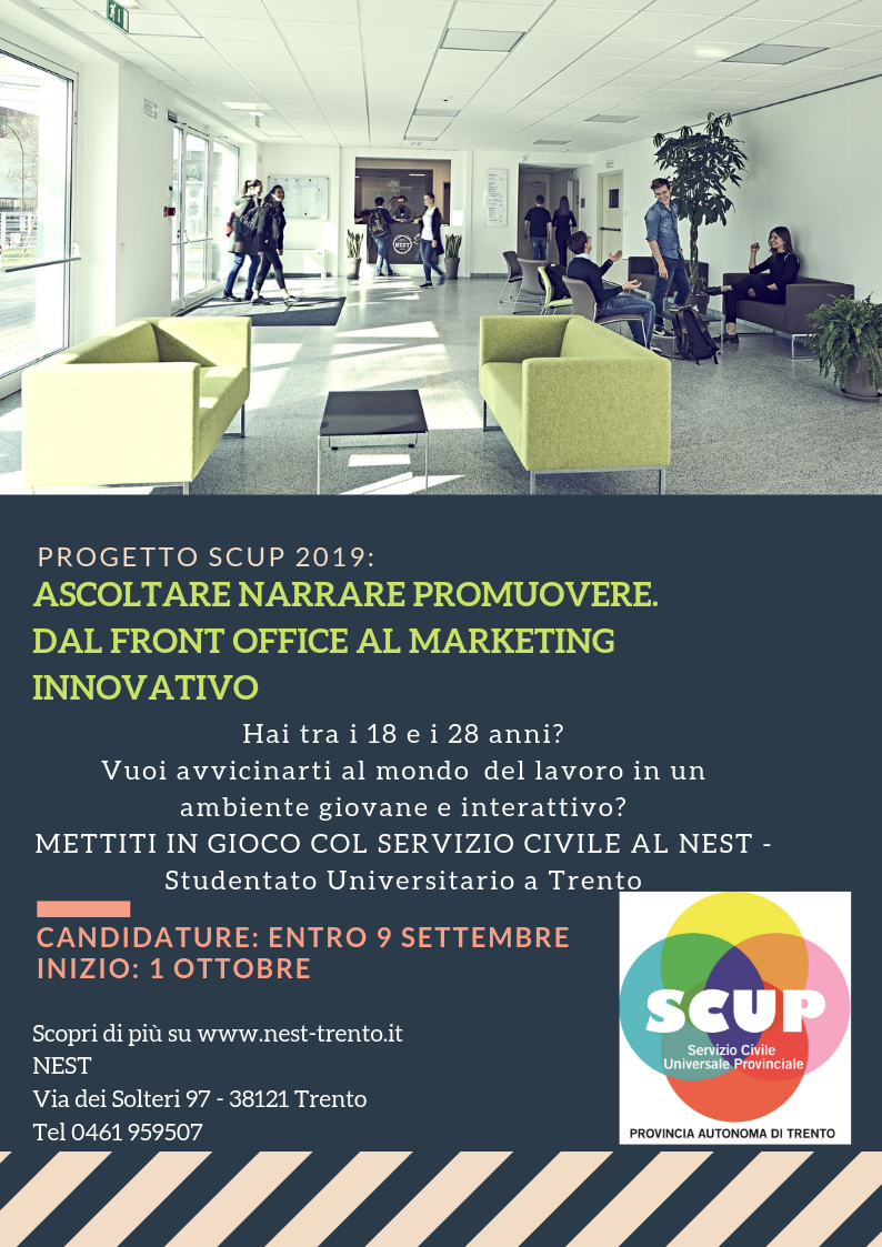 ASCOLTARE NARRARE PROMUOVERE. DAL FRONT OFFICE AL MARKETING INNOVATIVO