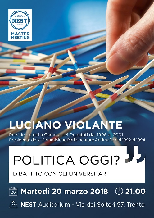 MASTER MEETING - LUCIANO VIOLANTE