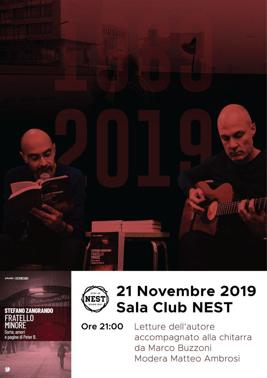 Live Reading Fratello Minore