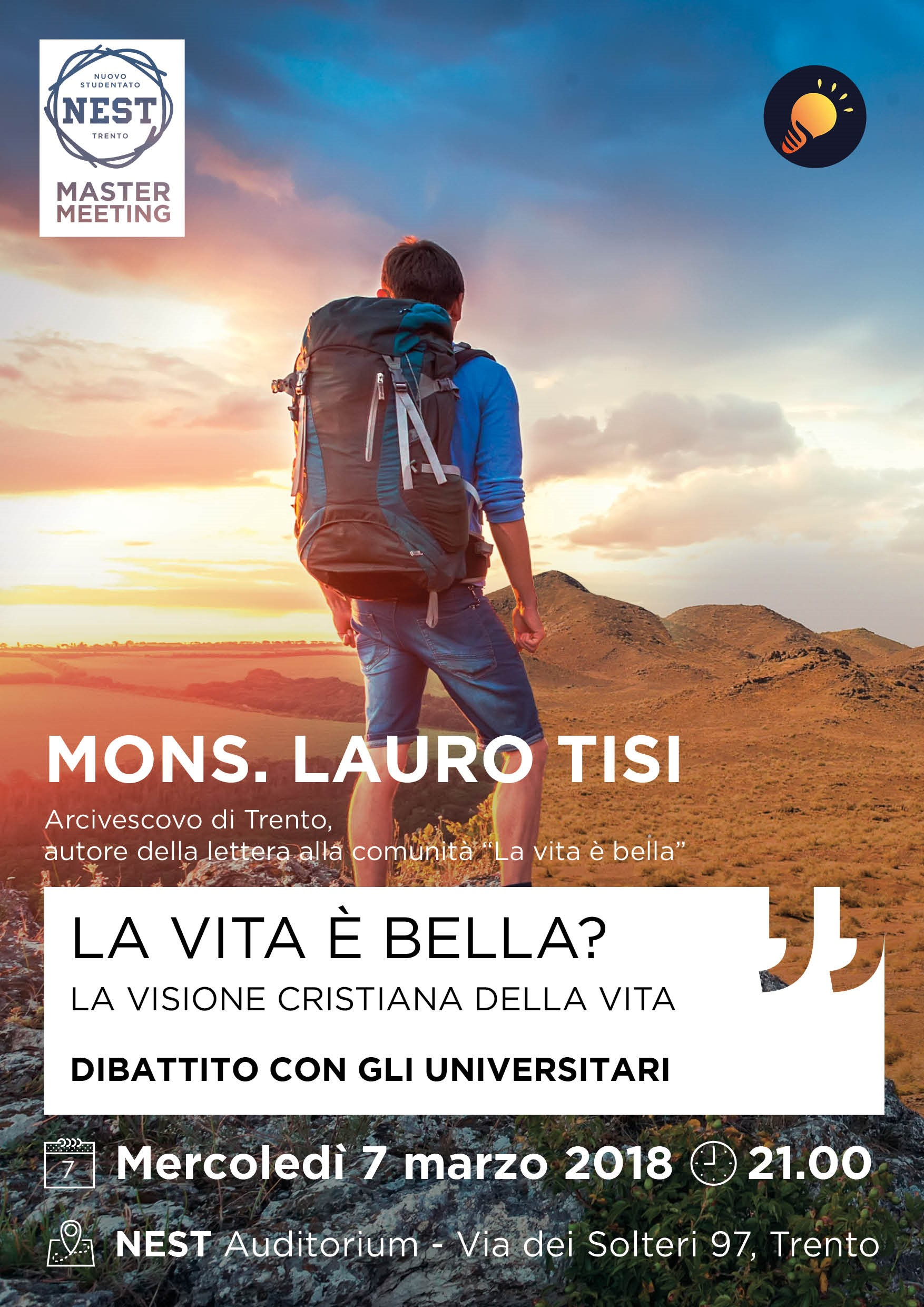 MASTER MEETING - MONS. LAURO TISI